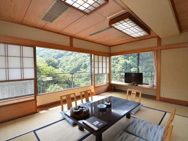 和室(10畳+次の間付)客室のイメージ