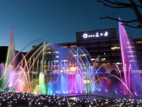 栃木県・きぬ川ホテル三日月