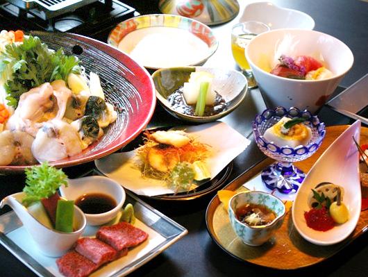 和食会席(花鳥)の料理:イメージ